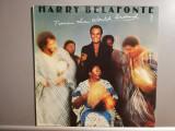 Harry Belafonte – Turn The World Around (1977/CBS/RFG) - VINIL/Impecabil