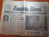 "Ziarul romania libera 12-13 august 1990-art. "" ranitii revolutiei """
