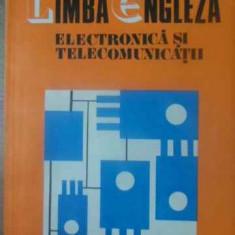 LIMBA ENGLEZA ELECTRONICA SI TELECOMUNICATII - MONICA IONESCU