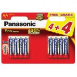 Panasonic Alcalin PRO Power LR6/AA Conținutul pachetului 1x Blister
