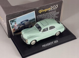 Macheta Peugeot 203 Atlas 1:43