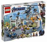 Cumpara ieftin LEGO Super Heroes, Batalia combinata a Razbunatorilor 76131