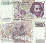 1997 ( 1999 ) , 50,000 lire ( P-116c ) - Italia