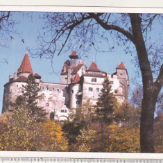bnk cp Castelul Bran - Vedere dinspre sud - necirculata