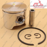 Kit Piston + Segmenti Drujba Husqvarna - Husvarna 350 - 44mm - bolt 10mm