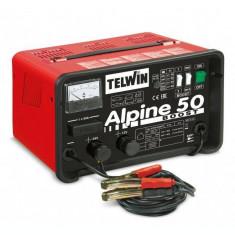 Redresor auto Telwin ALPINE 50 BOOST 230V Rosu