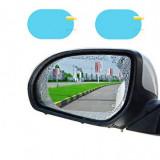 Folie transparenta anti-ploaie pentru oglinda retrovizoare FG61