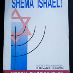 Beniamin Fărăgău - Shema Israel! (ediția a II-a)