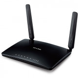 Router Wireless TL-MR6400, 3G/4G, 2 antene detasabile
