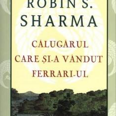 Călugărul care și-a vândut Ferrari-ul