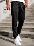 Pantaloni de trening negri Bolf CE085