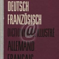 Bildworterbuch deutsch-franzosisch. Dictionnaire illustre allemand-francais