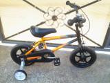 """Urban Racers - bicicleta copii 12"""" (2-5 ani)"""