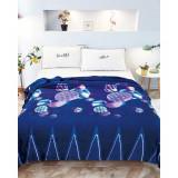 Cumpara ieftin Patura Cocolino, Pat Dublu, 200×230 cm, Bouncy Balls