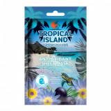 Cumpara ieftin Masca de fata, Marion, Tropical Island Phuket Paradise, albastru, 1 bucata