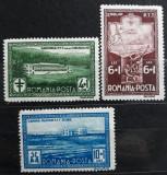 Serie neuzate - SANATORII PTT - 1932 - Lp 100