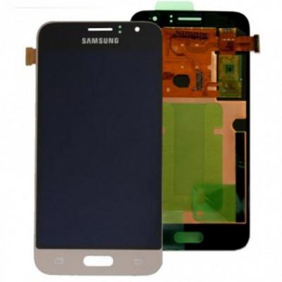 Display LCD cu Touchscreen Samsung J120 Galaxy J1 2016 Gold Orig foto