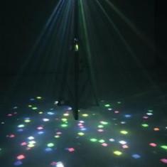 Efect lumini LED mini flower, Eurolite MFE-10