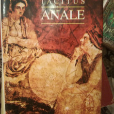 Anale, Cornelius Tacitus, Humanitas, 1995, editia 1