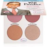 TheBalm Wiil Powder® fard de obraz si fard de pleoape intr-unul singur