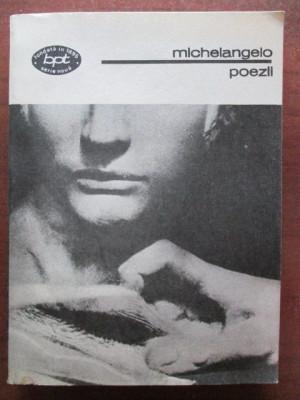 Poezii-Michelangelo foto