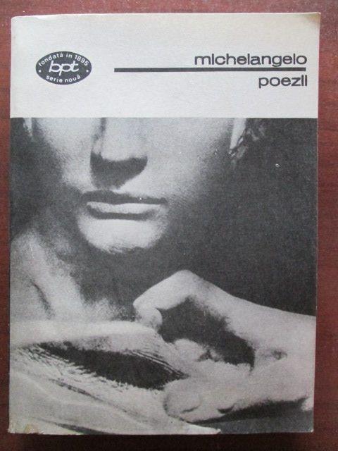 Poezii-Michelangelo