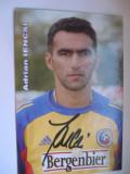 Carte postala fotbal - Adrian Iencsi