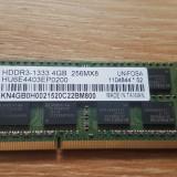 Vand 4GB DDR3 Elpida 1333Mhz pt notebook/laptop !!ca noua!! 100lei, 4 GB, 1333 mhz