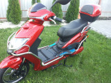 Scuter electric AIR FORCE RED NOU, China