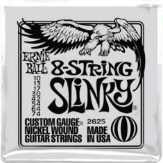 Corzi chitara electrica Ernie Ball 2625 10-74 Slinky 8 strings