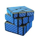 Cumpara ieftin Cub Rubik 3x3x3 Moyu Unequal Windmill fibra de carbon blue , 151CUB