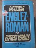 DICTIONAR ENGLEZ ROMAN DE EXPRESII VERBALE-ILEANA GALEA, IRINA CRIVEANU, ANGELA IVAS, MARIA VOIA
