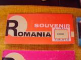 Diapozitive souvenir romania studioul animafilm diacolor 1969 RSR Manastiri