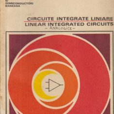 Circuite integrate liniare / Linear integrated circuits