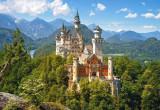 Puzzle Castorland 500 View of Neuschwanstein Castle