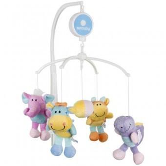 Carusel muzical Copii Sweet Dream - Friends