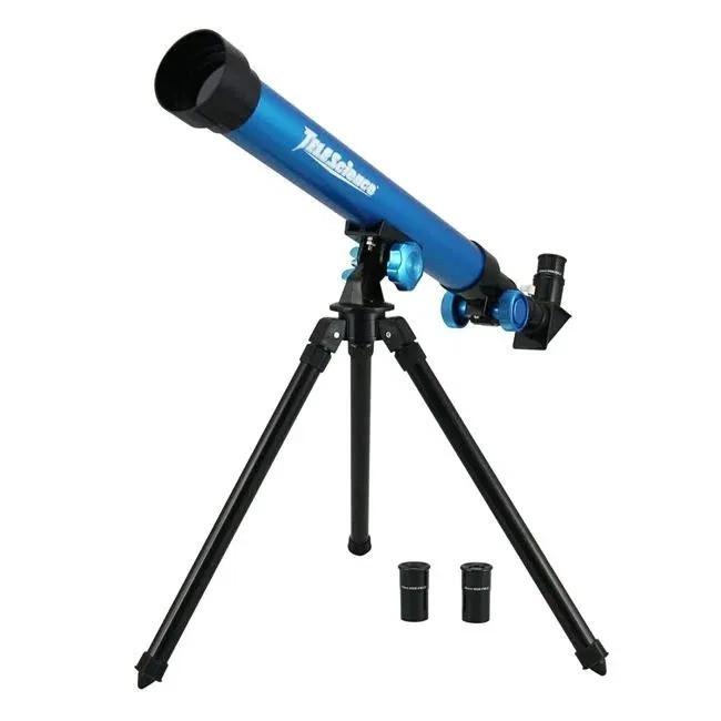 Telescop astronomic 25/50 40 mm (cu aplicație mobilă) pentru copii
