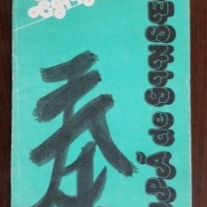 Povestiri umoristice chineze Supa de ginseng