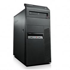 Calculator Lenovo M91P MT, Intel Core i3-2120 3.30GHz, 4GB DDR3, 250GB, DVD-RW