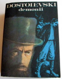 Dostoievski - Demonii, roman 940 pagini, Cartea Romaneasca 1981, Cartea Romaneasca Educational, F.M. Dostoievski