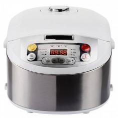 Multicooker Philips HD3037/70 Viva Collection 5 litri 980W Alb Argintiu