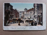 VIENA   1900 SCHOTTENKIRCHE, Austria, Circulata, Printata