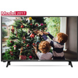 Televizor LED LG 32LJ502U, High Definition, 80cm, Negru