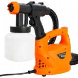 Pistol de vopsit electric cu furtun de aer, 500 W, 800 ml, vidaXL