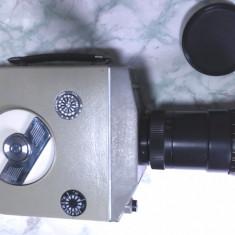 o camera veche rara mecanica film 16 mm Krasnogorsk  16mm