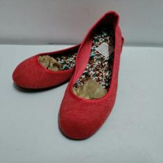 Papuci dama , balerini  , marimi  35 , 36 , 37 , 38