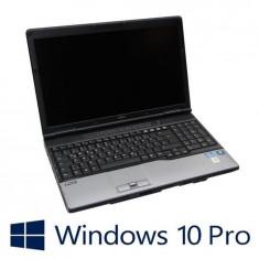 Laptop Refurbished Fujitsu LIFEBOOK E752, i3-3120M Generatia 3, Win 10 Pro foto