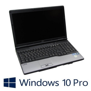 Laptop Refurbished Fujitsu LIFEBOOK E752, i3-3120M Generatia 3, Win 10 Pro