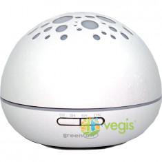 Difuzor de Aromaterapie Luna Alb 300ml