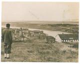 5238 - HOTIN Fort, Moldova - old PRESS Photo ( 21/16 cm ) - unused